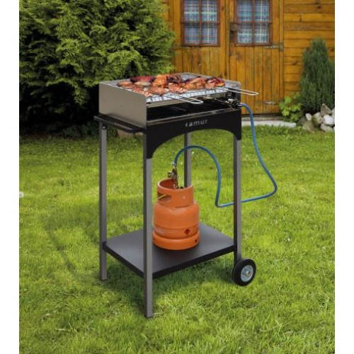 Barbecue bk 6 eco gas for Armadietto copricontatore gas