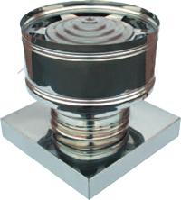 Comignolo a botte come funziona profilati alluminio - Ventole per canne fumarie ...